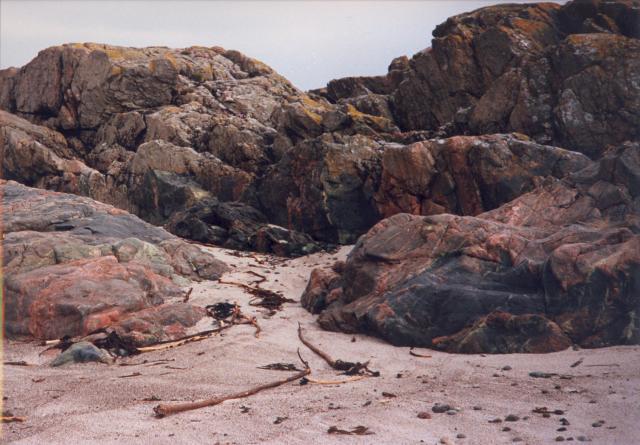 iona stones machair