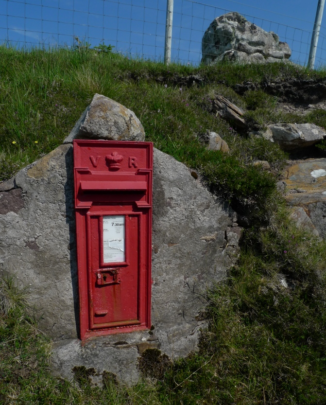 Post Box to the centre of the earth