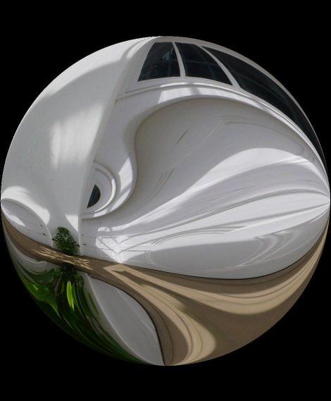 WHITE 941 1141 warp round architecture