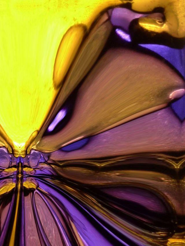 purple portal warp